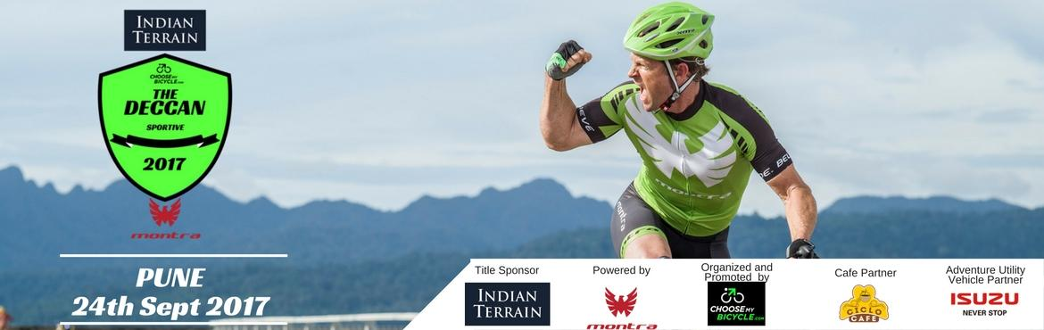 Indian Terrain Deccan Sportive powered by Montra -
