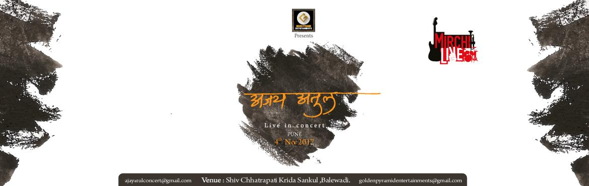 https://www.meraevents.com/event/ajay-atul-live-in