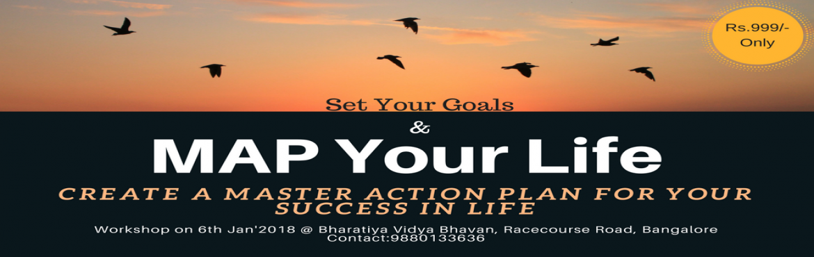 MAP Your Life - Goal setting work shop