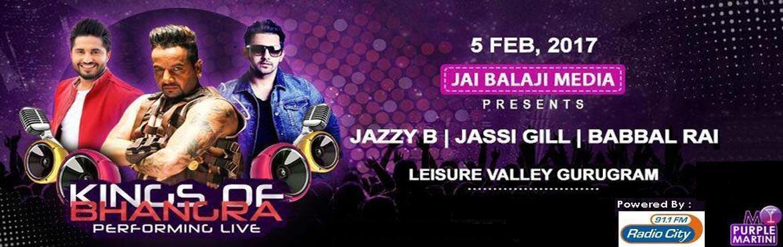 Kings Of Bhangra Jazzy B, Jassi Gill, Babbal Rai