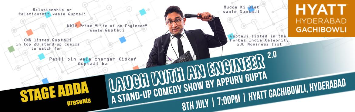 Stage Adda presents - Laugh with an Engineer 2.0