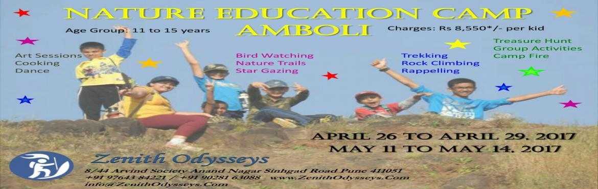 Nature Education camp for Kids