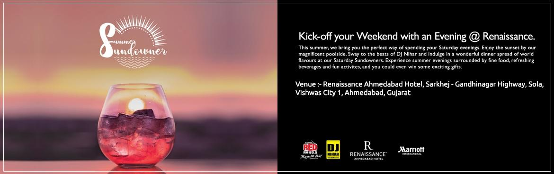 Evening @ Renaissance by DJ NIHAR