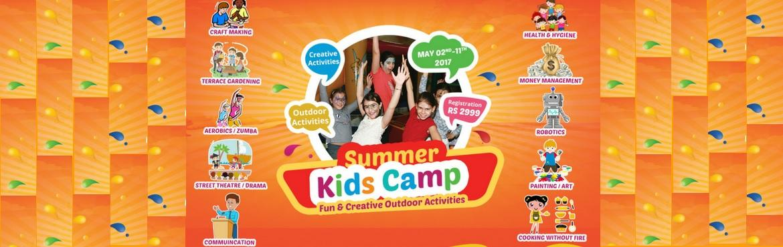 Summer Camp for Kids at Chetpet