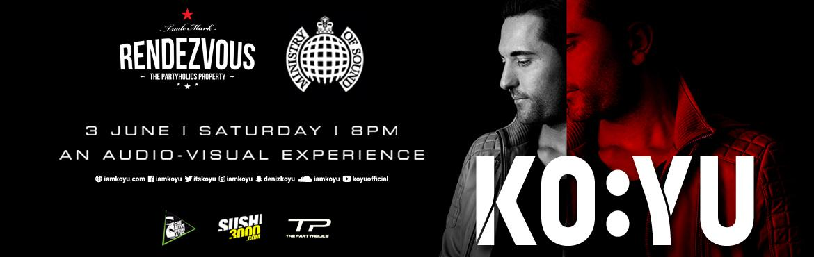 Rendezvous Presents Ministry Of Sound Featuring KO