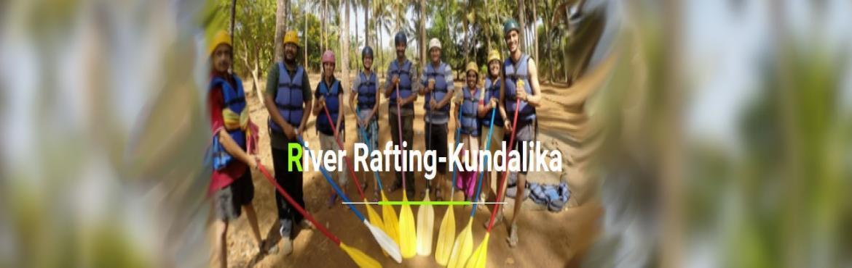 Kundalika White Water Rafting