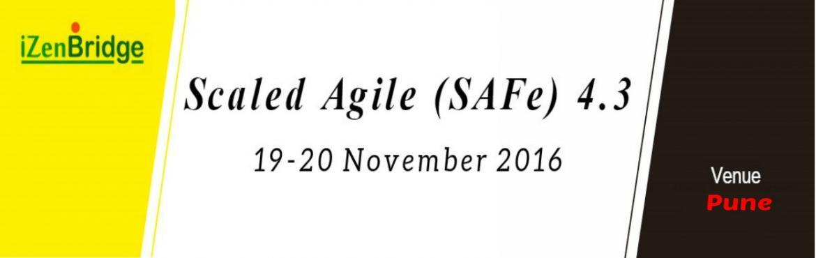 SAFe Agilist (SA) in Pune
