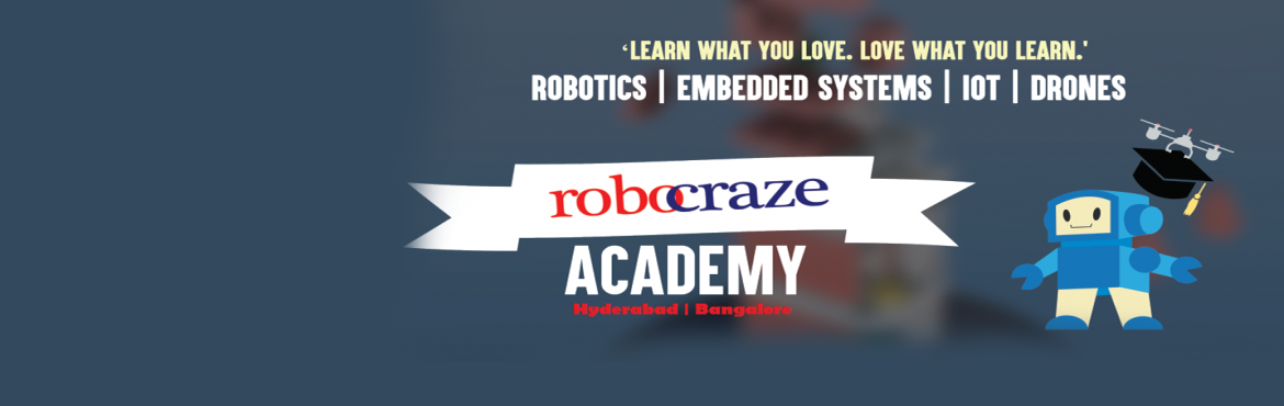 Robocraze Training Events