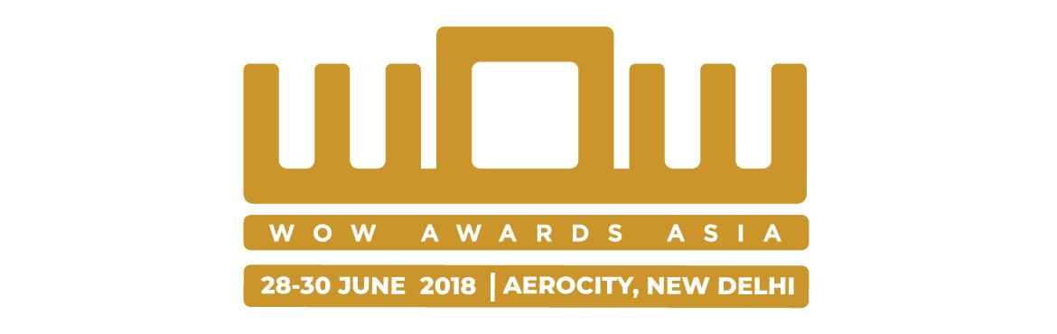 WOW Awards And Convention Asia 2018