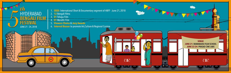 Hyderabad-Bengali Film Festival 2018