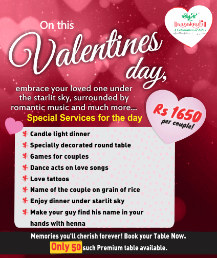 Valentines Day Sanskruti Resort Pune Meraevents Com