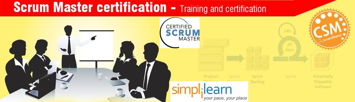 Certified Scrum Master Certification Training in Pune | CSM Training