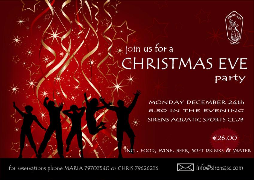 Christmas Evening Party.Christmas Eve Party Mumbai Meraevents Com