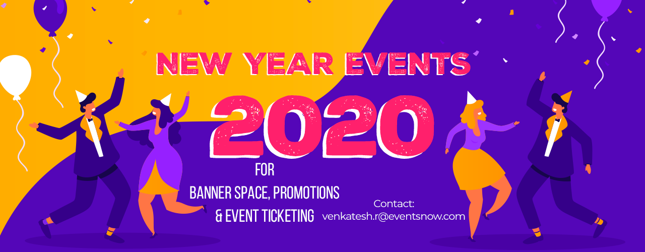 New Year Eve Party Events Celebrations In Mumbai 2020 Meraevents
